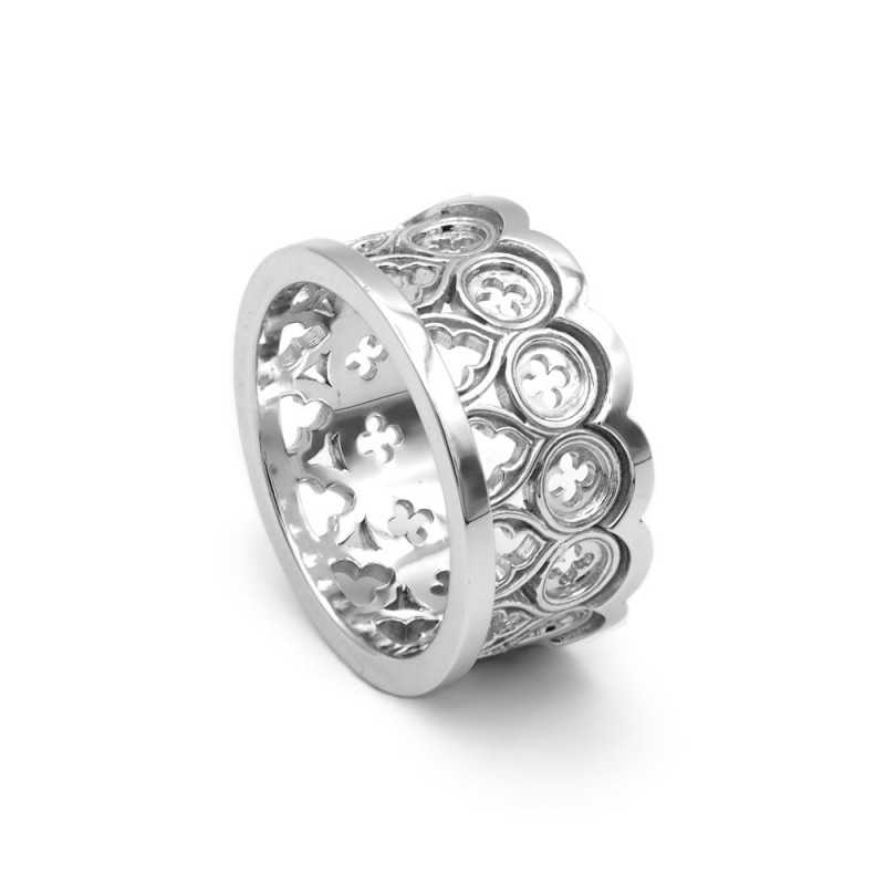 Ducal Silver ring