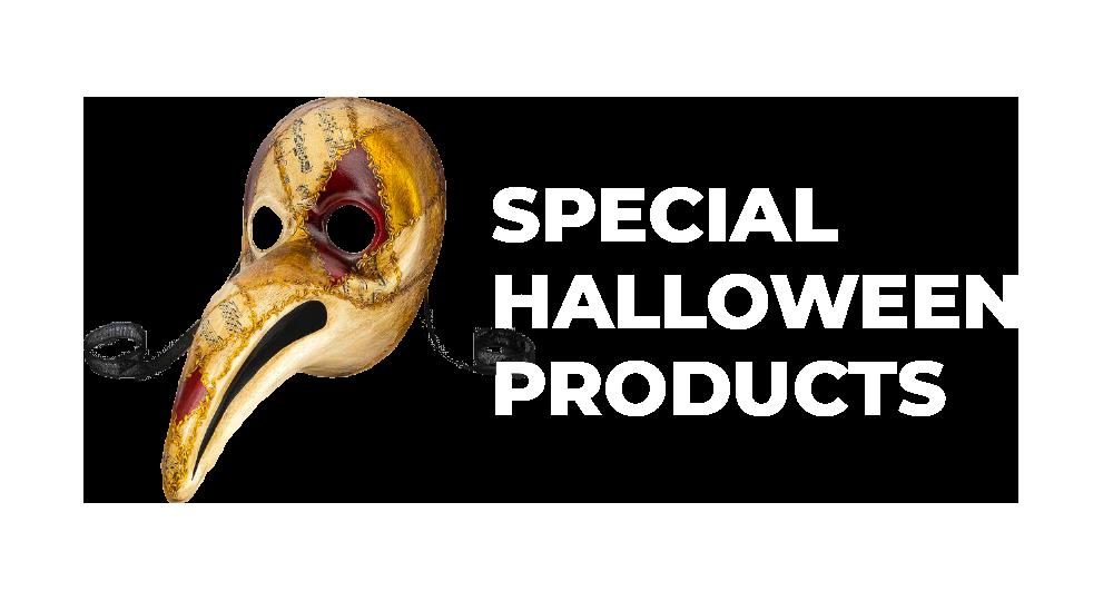 Speciale prodotti Halloween